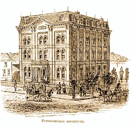 Old Rendition of Institute