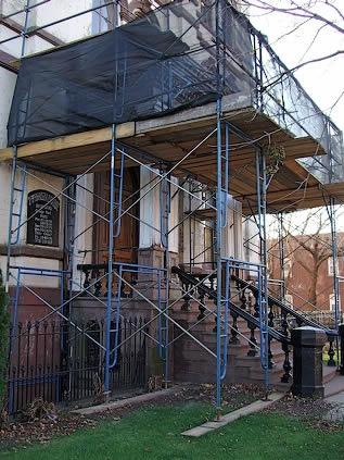Poppenhusen Repair