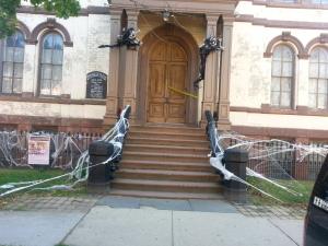 PI Haunted House