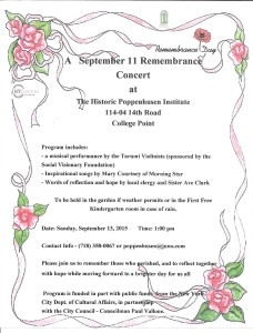 9-11 Remembrance Program