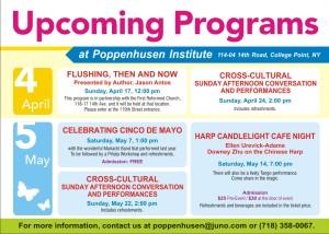 upcoming programs at pi