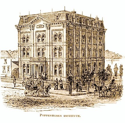 The Poppenhusen Institute Historical Image