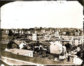 Historical Image Of Neighborhood