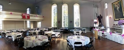 Poppenhusen Institute Ballroom Hall Rental