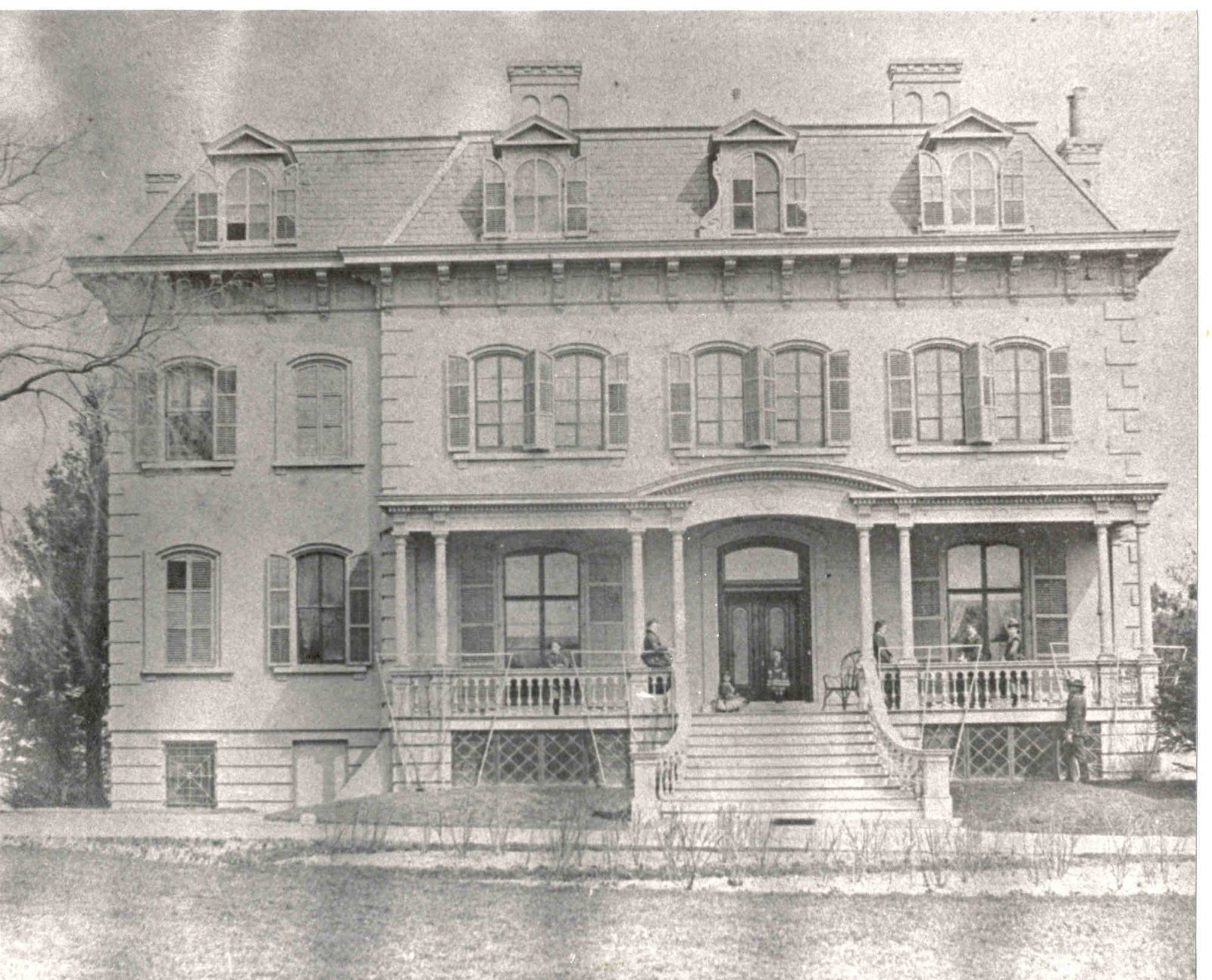 Herman A. Schleicher Mansion- One of the Few NYC Landmarks in College Point -123rd Street and 13th Avenue