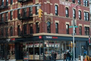 Virtual Tour of the Tenement Museum