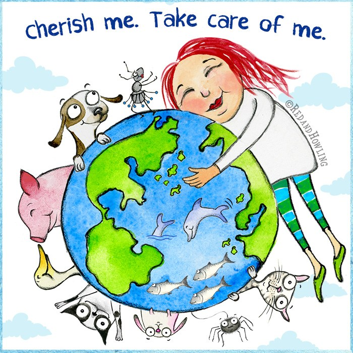 Please Protect Our Earth! - Anthony Ng - Poppenhusen Essay Contest Winner